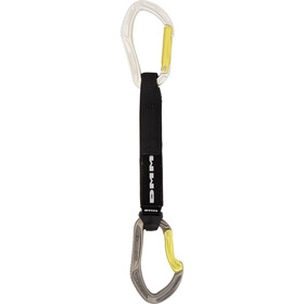 DMM Alpha Sport Quickdraw 18cm silver/lime